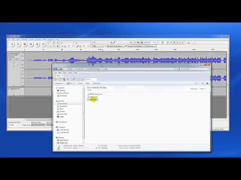 TUT: Audacity Labels - Markers - Regions