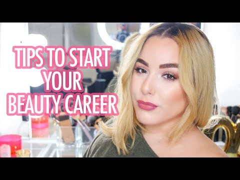 HOW TO GET A CORPORATE JOB IN THE BEAUTY INDUSTRY | BEAUTYLIFE127