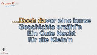 Ben Zucker -  Du haust mich um - Instrumental und Karaoke by rolf rattay