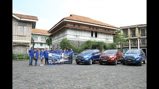 Auto Focus | Special Feature: Ford EcoSport Street Smart Media Drive  To Bataan