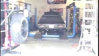 1968 GTO w/ OPEN HEADERS
