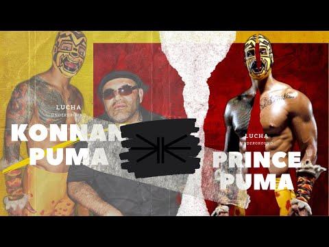 Lucha Underground - Konan with Prince Puma Interview