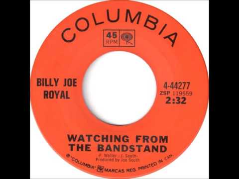 Billy Joe Royal - Watching From The Bandstand