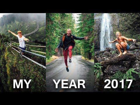 MY YEAR – 2017 TRAVEL HIGHLIGHTS | JORDEN TUALLY