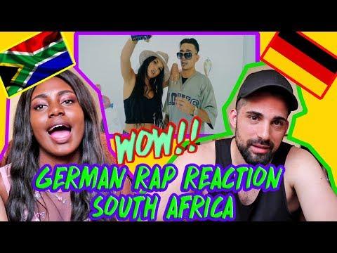 GERMAN RAP REACTION SOUTH AFRICA |Capital Bra feat. Juju - Melodien