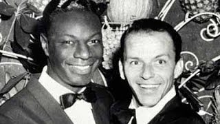 "Nat King Cole & Frank Sinatra  ""The Christmas Song"""