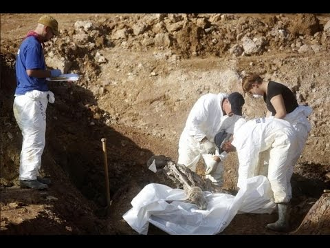 Mass Grave, 800 Babies Skeletal Remains Found in Septic System!!