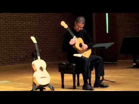 Paganini Caprice 22, Performed by James Buckland, Guitar