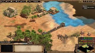 AOE2 DE: Saladin Chapter 3, The Horns of Hattin.