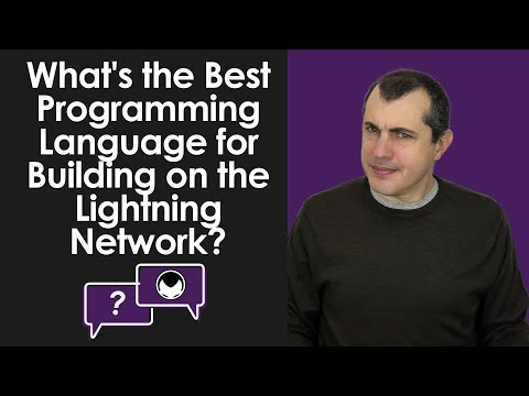Bitcoin Q&A: What's the Best Programming Language for building on the Lightning Network?