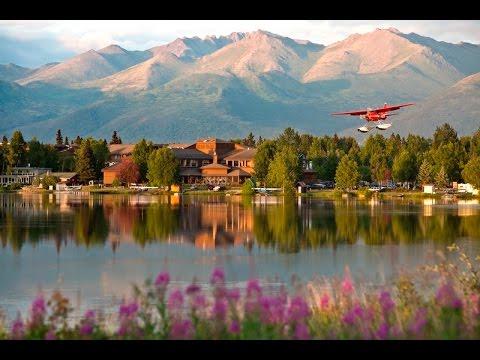 The Lakefront Anchorage Alaska Usa