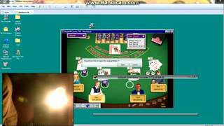 Hoyle Casino 4 (1999) - Blackjack Game 2 (2/3)