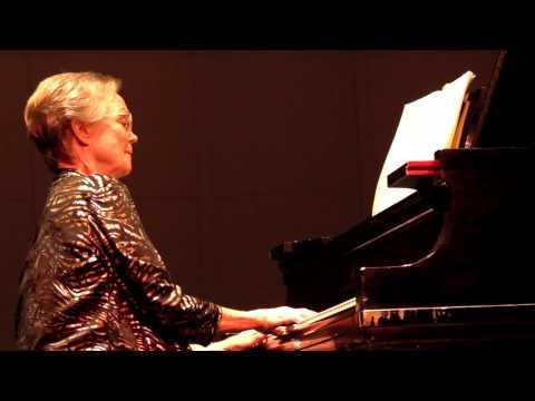 Judith Burganger: Brahms 7 Fantasien Op. 116, No. 4 (Intermezzo)