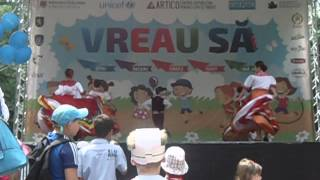 dans mexican centrul republican pentru copii artico grupul de dansuri eos