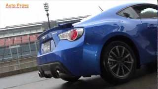 SUBARU BRZ at TWIN RING MOTEGI thumbnail