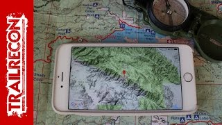 How to use Google Maps Offline – Trail Navigation Tip Free HD Video