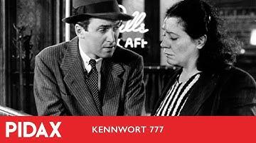 Pidax - Kennwort 777 (1948, Henry Hathaway)