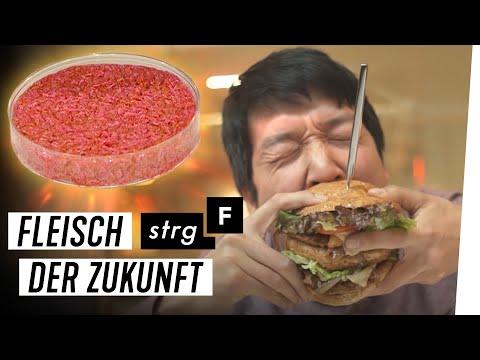 Fleischersatz: Veggie vs. Labor? | STRG_F