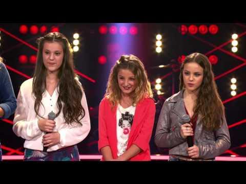 Jemina, Ella & Resa - 'Love Me Like You Do' | Battles |The Voice Kids | VTM