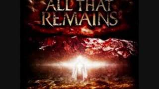 All That Remains - Undone