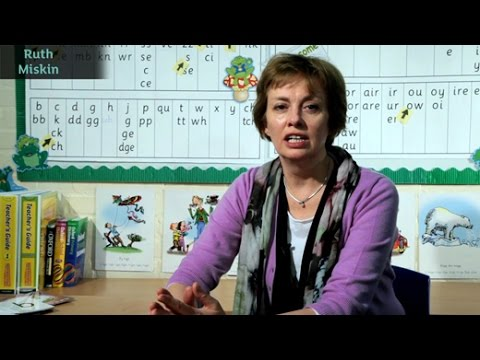 Ruth Miskin - A Whole School Approach to Reading