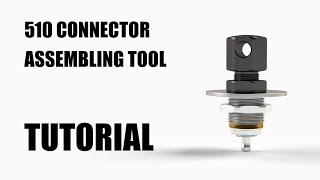 510 Connector Assembling Tool Tutorial by Original Moddog