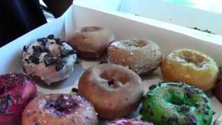 Fractured Prune Donuts W/beth And Friends