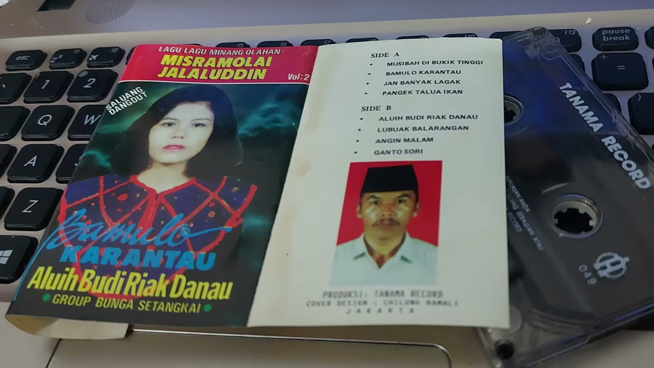 Download Bamulo ka Rantau (Saluang Dangdut) - Misramolai