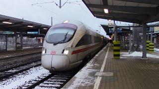 DB IC 2901 Berlin Hbf (tief) ⇒ Leipzig Hbf ICE T Substituiert