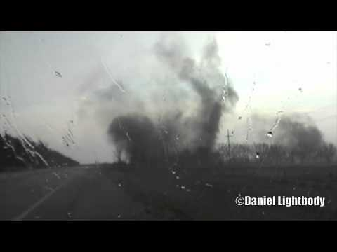 Kansas Gustnado (April 3rd, 2011)
