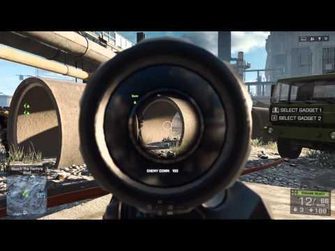 Battlefield 4 Baku Campaign