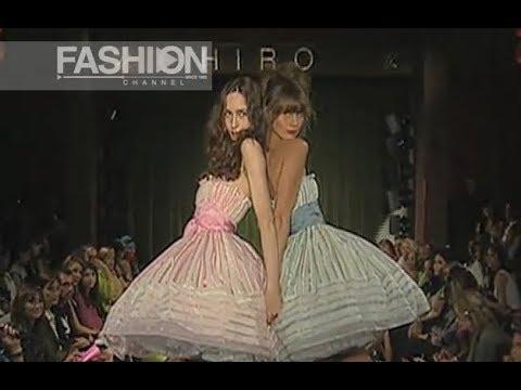 BETSEY JOHNSON Spring Summer 2005 New York - Fashion Channel