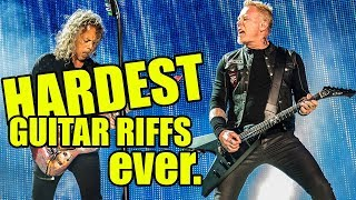 Guitarist Reacts To The 10 Hardest Rock Songs According To Watch Mojo