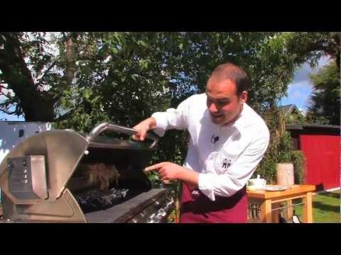 BBQ Brothers - Gyros am Spiess grillen, Grilltest Santos Chiara & Smokerpipe für Gasgrills