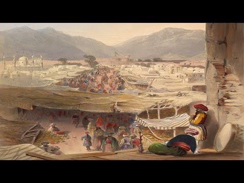 Ancient Desert Music - Sandstone Town