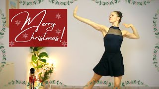 "CHRISTMAS JAZZ DANCE Choreography // ""Santa Claus is coming to town"""