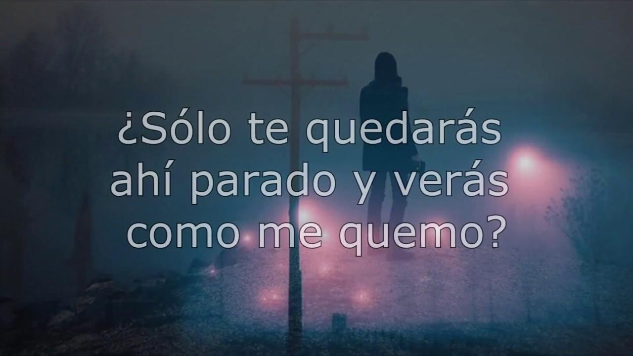 Love the way you lie letra en español e ingles