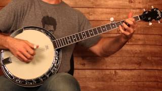 """Mumford and Sons """"Lover of the Light"""" COMPLETE Banjo Lesson (With Tab) - Stafaband"""