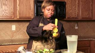 How To Make Limeade With Real Limes : Cooking Skills & Recipes