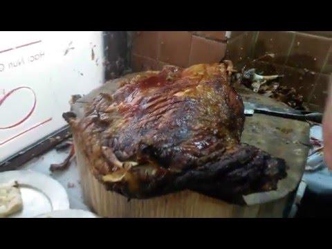 Isparta Kaburga Kebabı
