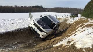 2017 Jeep Grand Cherokee Trailhawk - Offroad session - HD - Essai hors piste