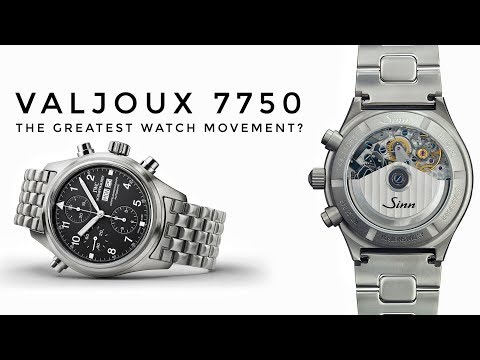 Valjoux 7750: The Greatest Movement Of Them All?
