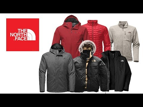 Top 5 North Face Jackets