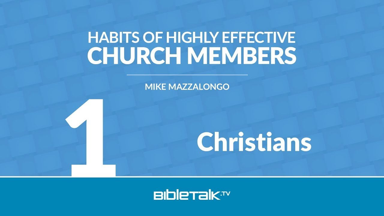 7 Habits of Highly Effective Christians