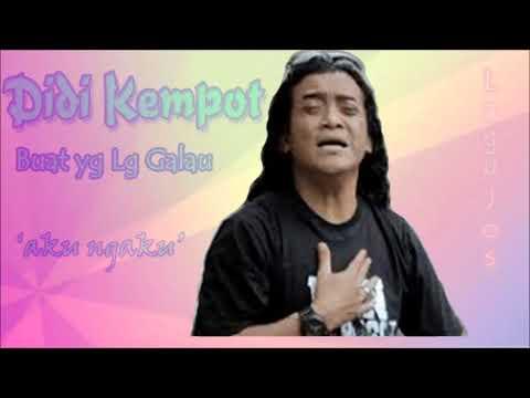 Didi Kempot lagu jos & Hits   Buat yang galau 'Aku Ngaku'