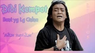 Video Didi Kempot lagu jos & Hits   Buat yang galau 'Aku Ngaku' download MP3, 3GP, MP4, WEBM, AVI, FLV Desember 2017