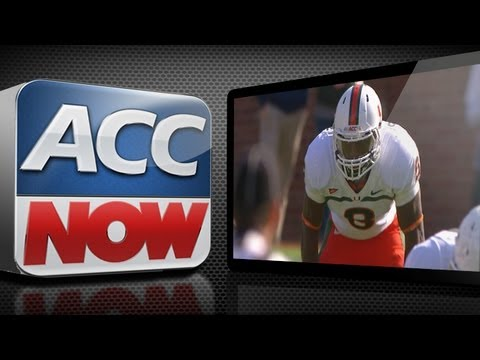 ACC NOW | Miami Opens Season Tonight Vs FAU | ACCDigitalNetwork
