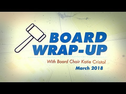 County Board Wrap-Up: March 2018
