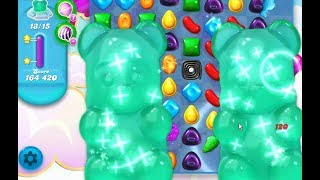 Candy Crush Soda Saga LEVEL 374 ★★★STARS( No booster )