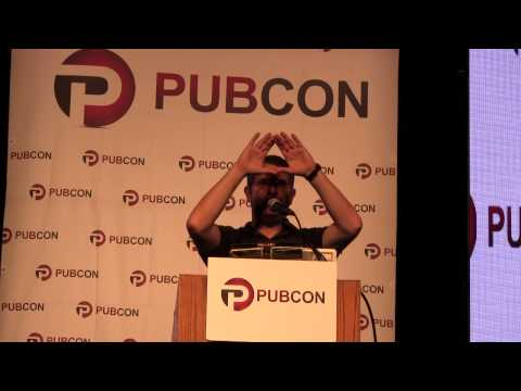 Matt Cutts Keynote at PubCon 2013